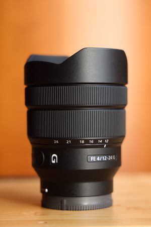 Sony FE 12-24mm F4 G - Mint - $1075 for Sale in Dallas, TX