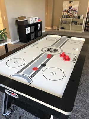 Air hockey table by Hover Hockey with Glaze Tek for Sale in Burbank, CA