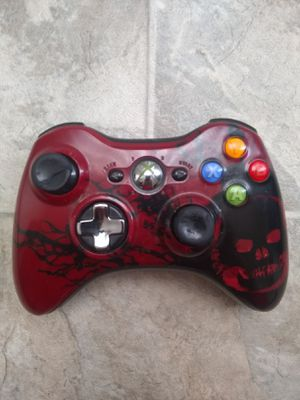 Limited Edition Gears Of War Xbox 360 Wireless Controller for Sale in Fresno, CA