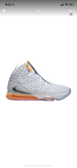LeBron 17 Size 8 Men for Sale in Los Angeles, CA