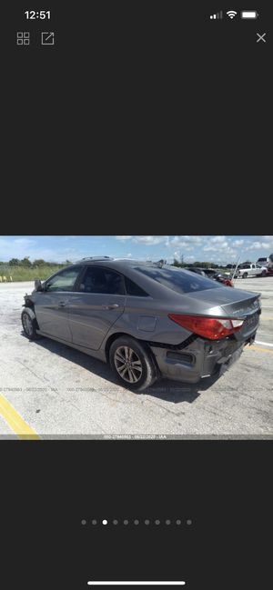 Hyundai Sonata 2011 2015 parting out for Sale in Opa-locka, FL