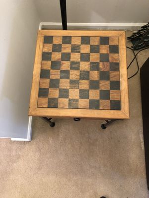 Chess / Checkers Board for Sale in Washington, DC