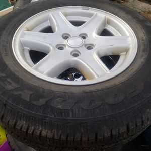 Brand New Tire On Stock Jeep Rim for Sale in Aberdeen, WA