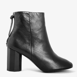 Black Leather Booties for Sale in Beaverton, OR
