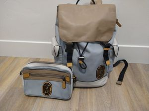 Coach backpack and fanny pack for Sale in Salt Lake City, UT