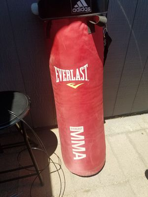 Everlast heavy bag combo for Sale in Chandler, AZ