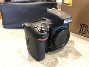 Nikon D610 Camera Body for Sale in Roseville, CA