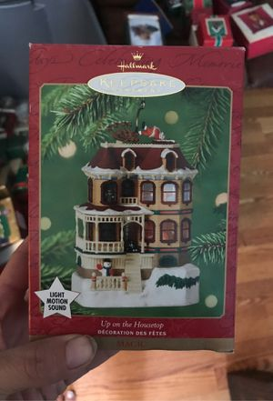01 magic Hallmark keepsake ornament for Sale in New Canton, VA