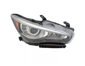2014-2018 Infinity Q50 Full LED Headlight Right Passenger Side NON-AFS (Aftermarket) for Sale in Salinas, CA