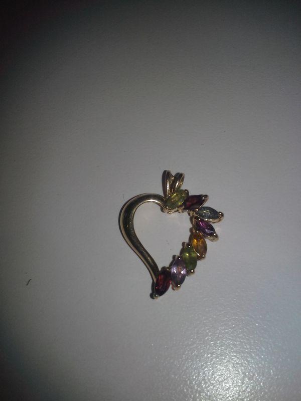 Heart Pendant (925Silver)