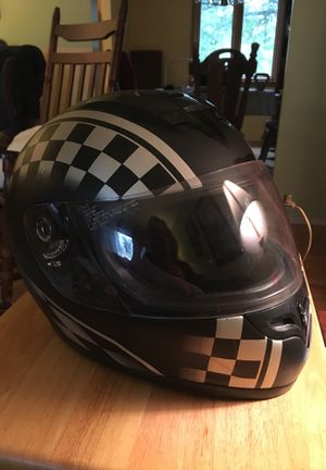 Motorcycle helmet M , and tourmaster jacket S. for Sale in Bridgeville, PA