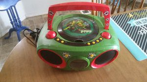 Tmnt cd player for Sale in Vancouver, WA