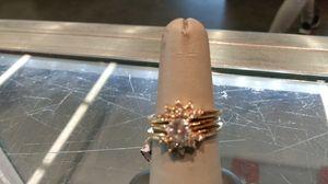 14 karat gold diamond ring for Sale in Tooele, UT
