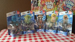 Disney Infinity 2.0 edition superheroes for Sale in Los Angeles, CA
