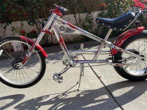 Schwinn Stingray red chopper fatboy bicycle for Sale in Hayward, CA