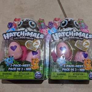 Hatchimals Season 2 Double Pack for Sale in Thurmont, MD