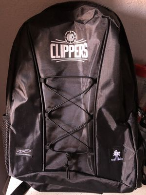 Kawhi Leonard Clippers backpack for Sale in Los Angeles, CA