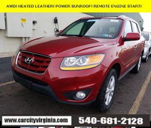 2011 Hyundai Santa Fe for Sale in Fredericksburg, VA
