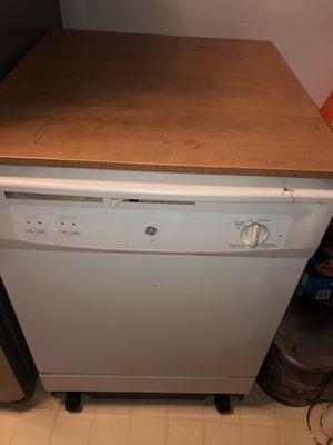 "GE White 24"" Portable Dishwasher for Sale in Oklahoma City, OK"