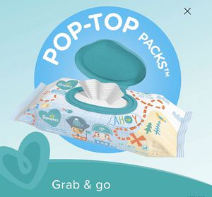 pampers wipes complete clean for Sale in Grand Prairie, TX