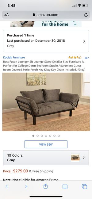 Like New Futon for Sale in San Diego, CA