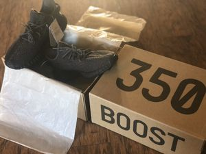 Adidas Yeezy Boost 350 V2 Static Black (Full - Reflective) Hot Deal - Brand New - Size limited - Last Four In Stock- Limited Size 9 & 9.5 for Sale in Grand Prairie, TX
