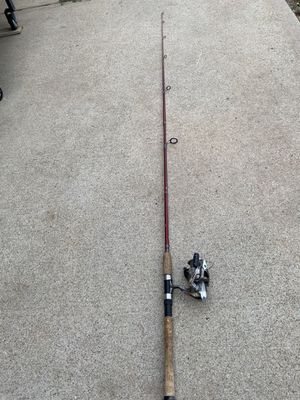 Rod with reel for Sale in Westminster, CO