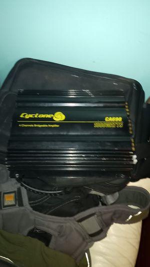 Cyclone 1000 watt amplifier for Sale in Cherryville, NC