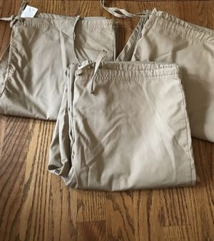 3 pair Dickies Scrub Pants NEW size small for Sale in Frederick, MD