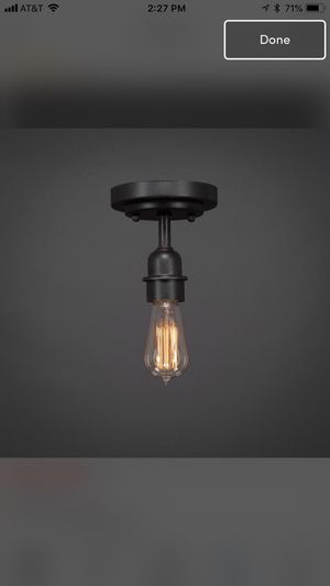Light fixture for Sale in New Albany, OH