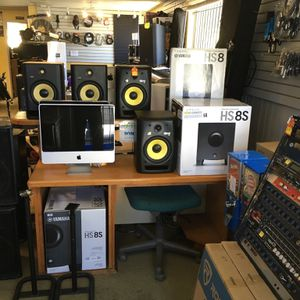 Protools 10 HD studio package with warranty all equipment new, computer refurbished Sale $100 Off ! for Sale in Atlanta, GA