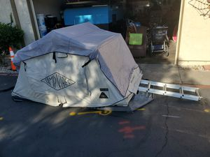 Rooftop tent (Polar stuff brand) $650 0r best offer for Sale in Lakeside, CA