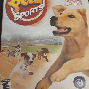 PETZ Sports (Nintendo Wii + Wii U) for Sale in Lewisville, TX