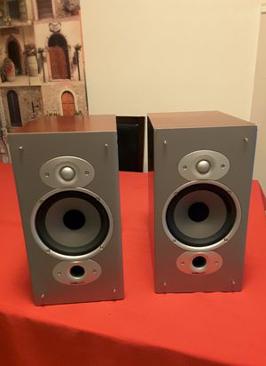 Polk Audio RTi6 High Performance Bookshelf Speakers . Excellent Condition. for Sale in Davie, FL