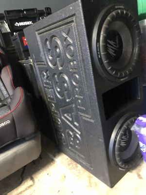 """Probox with 2 10"""" for Sale in Fort Worth, TX"""