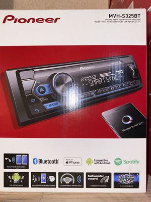 Pioneer media player radio for Sale in Fontana, CA