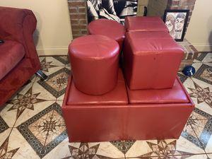 Ottoman and seats for Sale in Lorton, VA