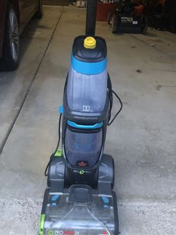 Bissell pet pro revolution carpet shampooer for sale for Sale in Livonia,  MI
