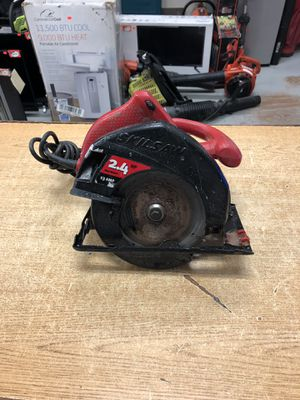 "Skilsaw #5500 13.Amp 2.4 Hp 4600 Rpm 7-1/4"" Circular Saw ...... for Sale in Baltimore, MD"