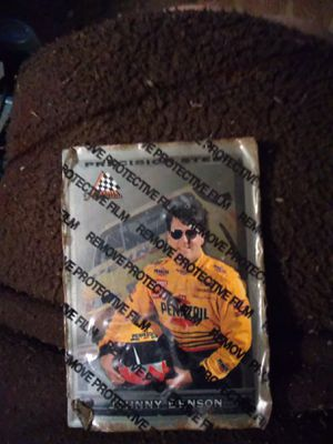 Metal Johnny Benson NASCAR trading card for Sale in Columbus, OH