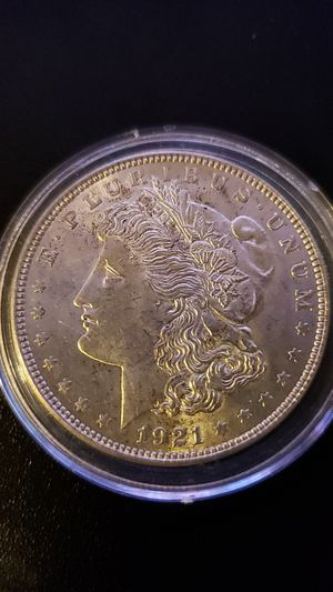 1921 MORGAN SILVER DOLLAR UC! for Sale in West Springfield, VA