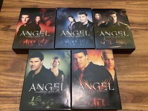 Angel Seasons 1-5 (complete series) for Sale in Irwin, PA
