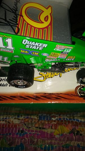Quaker state🚗Sprint car 1:24 for Sale in Baltimore, MD