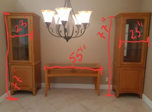 Wall unit TV stand for livingroom for Sale in Hollywood, FL