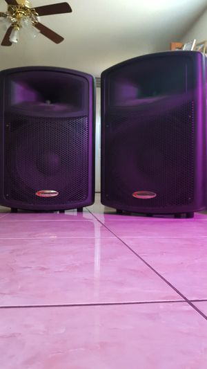 PA SPEAKERS Free for Sale in Las Vegas, NV