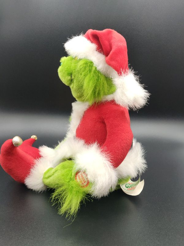 Dr Suess Beverly Hills Singing Grinch (Tested)