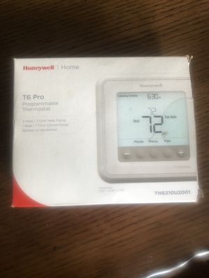 Honeywell thermostats for Sale in Winston-Salem, NC