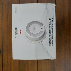 X Sense - Sco6- Combination Smoke And Carbon Monoxide Alarm- 3 Pack for Sale in Lake Hughes, CA