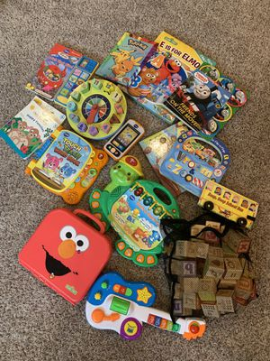 Toys and books for Sale in Palos Hills, IL
