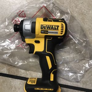 """Dewalt DCF787 1/4"""" Hex 20V Brushless Impact Driver Brand New FREE SHIPPING for Sale in Lodi, CA"""